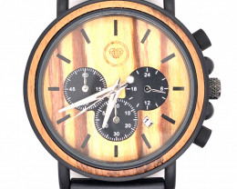 Treasures Eco Friendly Bamboo watch WO 181