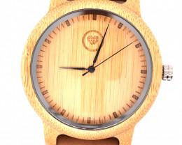 Treasures Eco Friendly Bamboo watch WO 184