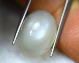 14.01Ct Natural White MoonStone Cabochon  Lot LZB565