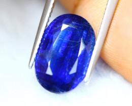 6.45Ct Blue Kyanite Oval Cut Lot LZB562
