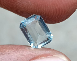 BLUE TOPAZ GENUINE GEMSTONE Natural VA3766