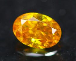 NR$15 Diamond 0.19Ct Natural Fancy Color Diamond 14CF17