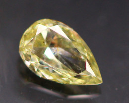 NR$15 Diamond 0.28Ct Natural Fancy Color Diamond 14CF25