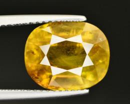 5.95  Ct Natural Beautiful Titanite Sphene