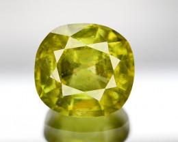 6.10 Ct Natural Ravishing Sphene Titanite  Loose Gemstone