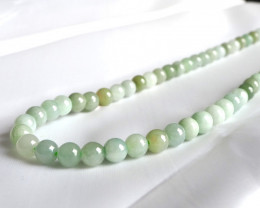 Natural Type A Jadeite necklace