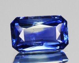 1.18 Cts Excellent Natural Royal Blue Sapphire Srilanka UNHeated Gem
