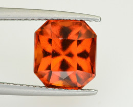 Natural 4.20 Ct Fancy Shape Hessonite Garnet Gemstone