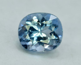 3.65 Carats Cushion Cut Natural Top Grade Color Aquamarine Gemstone from pa