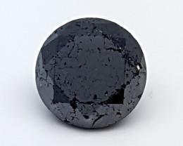 1.95Crt Black Diamond Natural Gemstones JI60