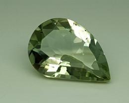 10.25Crt Prasolite  Natural Gemstones JI60