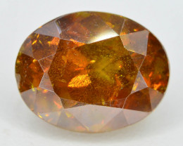 Rare 2.92 ct Sphalerite Great Dispersion Spain
