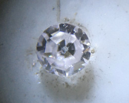 0.03ct 6 x faint pink single cut melee diamond