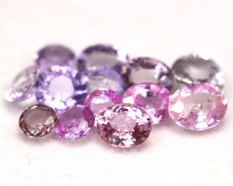 Sapphire 3.63Ct Natural Madagascar Pink Color Sapphire Lot B1809