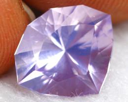 Amethyst  3.28Ct Lavender Amethyst Designer Competition Cut EN01