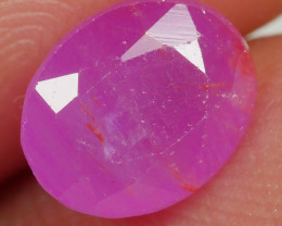 1.95 CRT BEAUTY DEEP PINK RUBY MADAGASCAN-