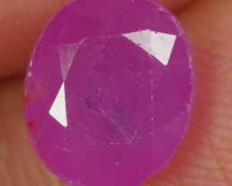 1.90 CRT BEAUTY DEEP CLEAR PINKY MADAGASCAR RUBY-