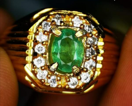 Nr Jewerly Nice Emerald Natural