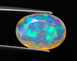 3.50Ct Natural Ethiopian Welo Faceted Opal Lot GW4822