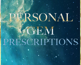 An Individual Prescriptive Gemstone Guide Personalised for you