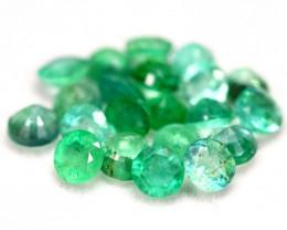 Emerald 3.67Ct Natural Zambian Green Color Emerald A1901