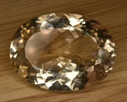 34.4 CTS Natural Morganite Gemstone