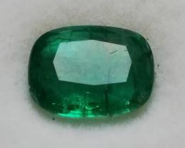 Panjshir Smaragd 2.29ct top Farbe