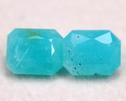 Paraiba Opal 2.27Ct Natural Peruvian Paraiba Color Opal D2005