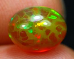 Welo Opal 2.11Ct Natural Ethiopian Welo Opal B2001