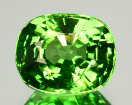 2.73 Cts Unheated Natural Green Tsavorite Garnet Kenya Gem