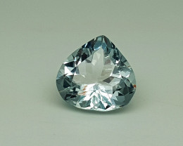 2.75Crt Aquamarine Natural Gemstones JI61
