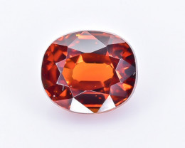 1.75 Crt Spessartite Garnet Faceted Gemstone (Rk-61)