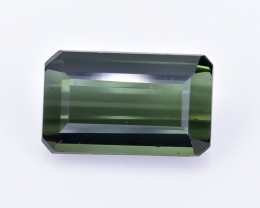 1.56 Crt Tourmaline Faceted Gemstone (Rk-61)