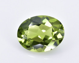 2.13 Crt Peridot Faceted Gemstone (Rk-61)