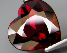 4.54 Ct. Natural Top Red Rhodolite Garnet Africa