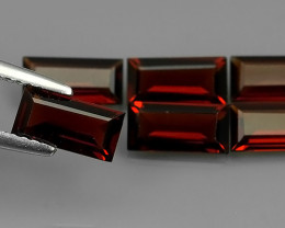 5.30 CTS  NATURAL GARNET WOW 6 PCS PARCEL