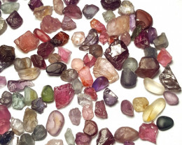 Amazing Natural max color faceted grade rough Spinel 175 Cts-A#3