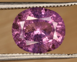 3.05 CTS Rarest Natural Corundum Sapphire Gemstone