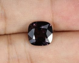 3.86ct Lab Certified Natural Purple Spinel