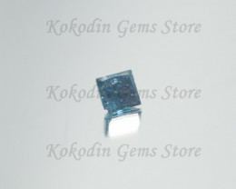 Natural Blue Diamond 0.415 ct   LOT 354-2