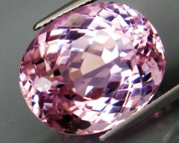 20.04 Ct. Ravishing Color Natural Brazillian Pink Kunzite