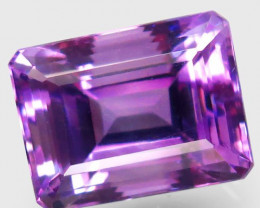 19.38 ct. Natural Top Nice Purple Amethyst Unheated Brazil