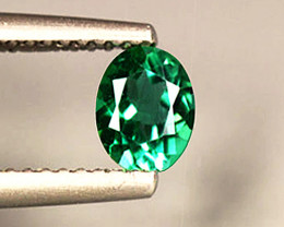 Top Stone!  1.13 ct Emerald Certified!