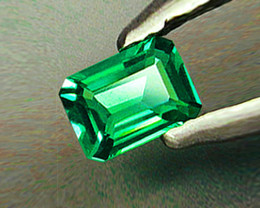 Top Stone!  2.27 ct Emerald Certified!
