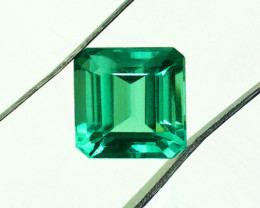 Gorgeous Natural Zambian 2.92 ct Emerald Certified!