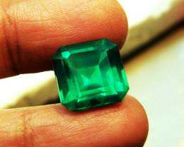 Majestic Stone!  2.27 ct Emerald Certified!
