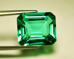 Gorgeous Top Of the Line Stone! 2.18 ct Emerald Certified!
