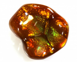 10.70 CTS  - MEXICAN FIRE AGATE  TBM-2119