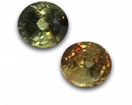 Natural Unheated Chrysoberyl Alexandrite|Loose Gemstone|New|
