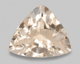 2.65 Cts Amazing Rare Natural Pink Color Morganite Gemstone